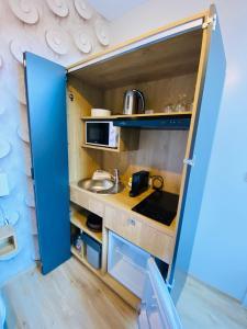 A kitchen or kitchenette at Sarlat.Catalina