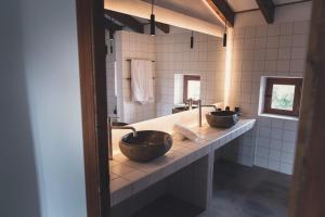A bathroom at Son Mesquida Vell