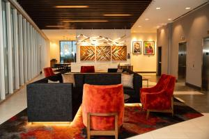 The lobby or reception area at Hyatt Place Chicago/Wicker Park