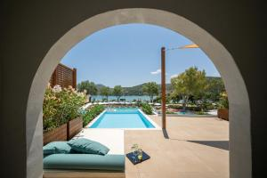 The swimming pool at or near Dolce Athens Attica Riviera