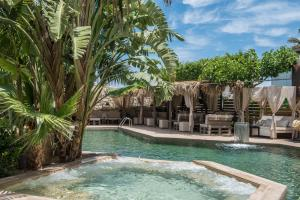 The swimming pool at or near Oasis Hotel - Adults Only
