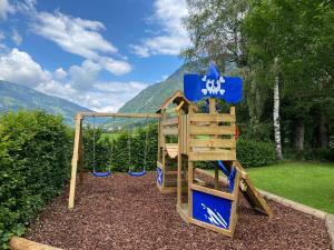 Children's play area at Landhaus Angerhof