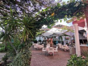 Un restaurante o sitio para comer en El Tio Mateo