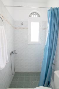 Ένα μπάνιο στο Porto Vidali