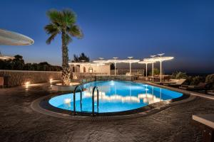The swimming pool at or near marvarit suites