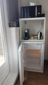 A kitchen or kitchenette at Guesthouse Zandvoort