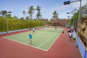 Tennis und/oder Squash in der Unterkunft The Hoi An Historic Hotel Managed by Melia Hotels International oder in der Nähe