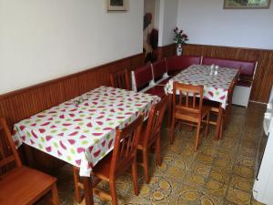 Restaurace v ubytování U Ladi
