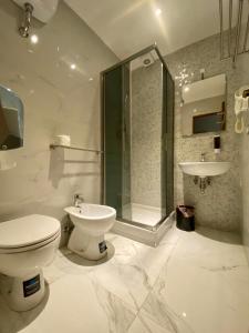 ファミリー ハウスにあるバスルーム