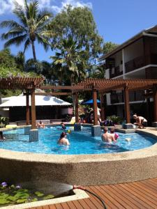The swimming pool at or near Freestyle Resort Port Douglas