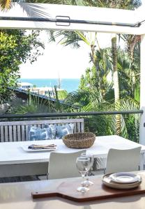 A restaurant or other place to eat at 26 Seaview Terrace