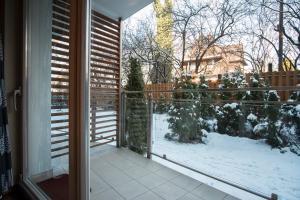 Prestige Apartamenty Stara Polana & Spa during the winter