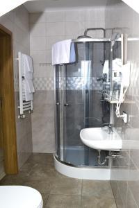A bathroom at Comfort-24 Plus