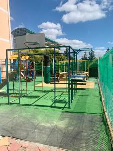 Children's play area at Artika Hotel