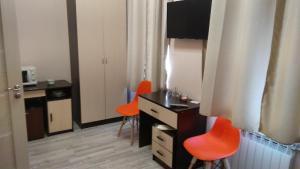 Телевизор и/или развлекательный центр в Мини-отель Пестелия