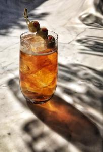 משקאות ב-A for Athens
