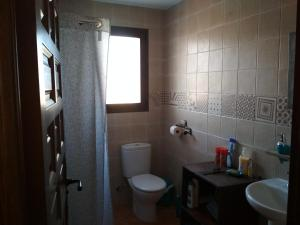 Un baño de Casa Rural La Galana Albacete