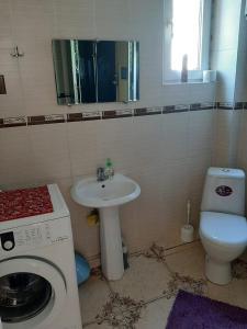 Ванная комната в Студио на Васильева