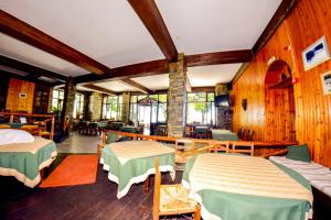 Εστιατόριο ή άλλο μέρος για φαγητό στο Ξενοδοχείο Χάνι Ζηση
