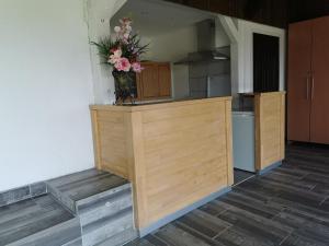 Vstupní hala nebo recepce v ubytování Apartments Tratinčica
