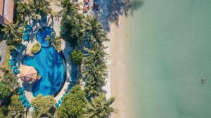 A bird's-eye view of Koh Chang Paradise Resort & Spa