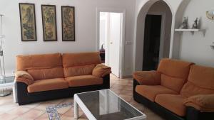 Posezení v ubytování Skol 318C by Completely Marbella