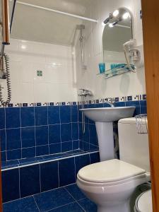Ванная комната в Малибу