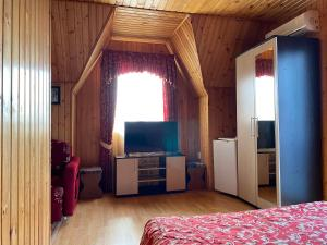 Телевизор и/или развлекательный центр в Малибу