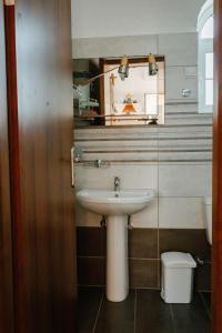 Ένα μπάνιο στο Konaki Apartments