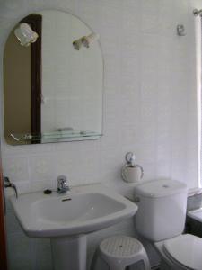 Un baño de Hostal Residencia Pasaje