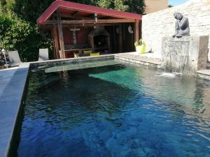 """The swimming pool at or near """"Entre Mer et Montagne"""""""