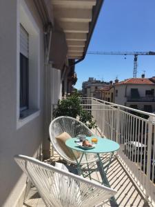 Balcone o terrazza di Laura e Christian - Rooms