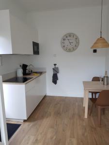 Küche/Küchenzeile in der Unterkunft Picco Bello