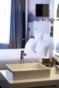 Ванная комната в Novotel Санкт-Петербург Центр