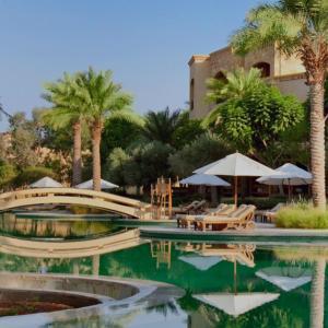 Piscina en o cerca de Kempinski Hotel Ishtar Dead Sea