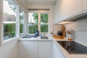 A kitchen or kitchenette at Noordendolfer 2-49