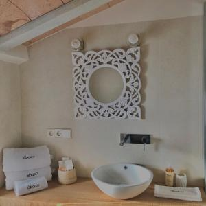 A bathroom at Hotel Abaco Altea