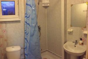 Ванная комната в Гостевой дом Сажино