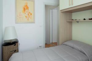 Cama ou camas em um quarto em Al Portico Guest House