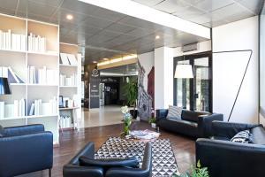 Hall o reception di B&B Hotel Firenze Novoli