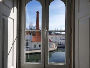 Uma vista da piscina em Thomar Story - Guest House ou nas proximidades