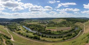 A bird's-eye view of Weingut Schmitz-Simon