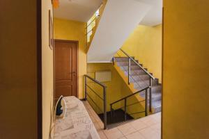 Балкон или терраса в Гостиница Анжелика