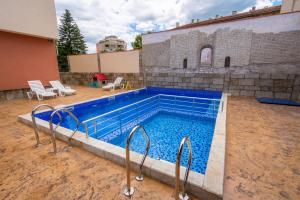 The swimming pool at or near Family Hotel Preslav