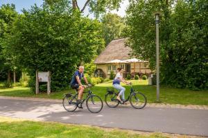 Biking at or in the surroundings of VILA VITA Seedorf