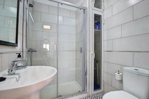 Un baño de Aptos. Casco Histórico