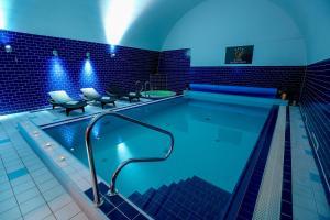 Bazén v ubytování LH Hotel Dvořák Tábor Congress & Wellness nebo v jeho okolí