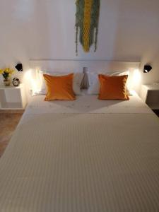 Posteľ alebo postele v izbe v ubytovaní Apartmani Matiša