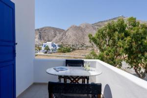 Un balcón o terraza de Aegeeis