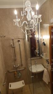 Un baño de Casa Las Martinas